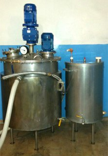 химический реактор РХ-КП-250